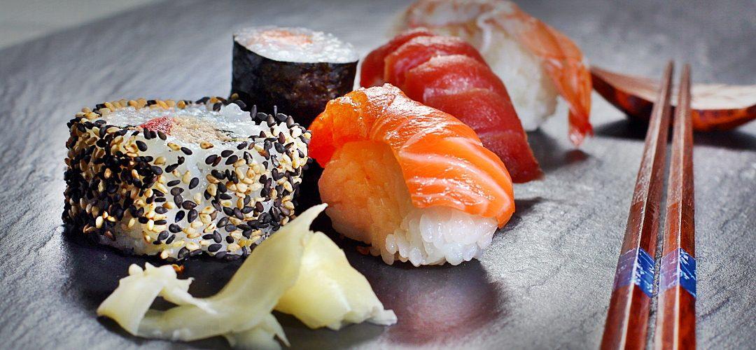 Lecker Sushi