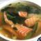 508. Lachs Miso Soup