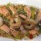 1003. Fried Rice with Vegetables, Salmon and Shrimps
