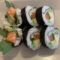 3001. Futomaki With Salmon And Avocado